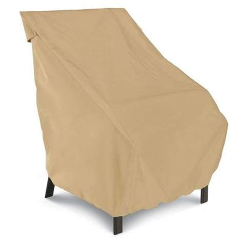 classic accessories terrazzo standard patio chair cover