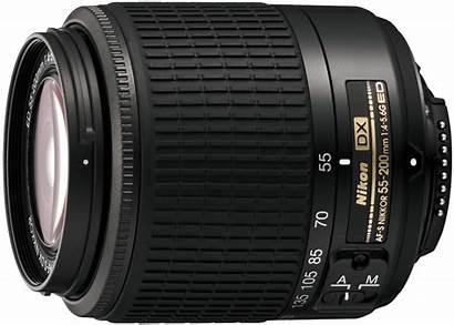 Nikon 200mm 55 Lens Vr Zoom Af