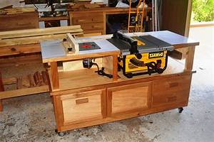 Table Saw Router Workstation Plans Brokeasshome com