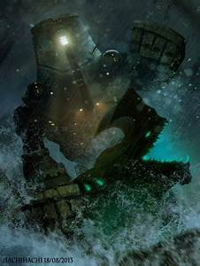 Information About Pacific Rim Wallpaper Cherno Alpha