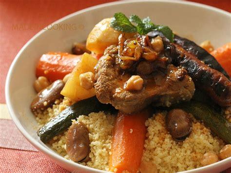 cuisine pho couscous à la marocaine made in cooking