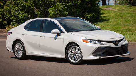 2018 Toyota Camry XLE HD Wallpaper   Background Image ...