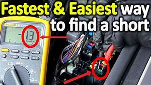 How To Find A Short In A Modern Car Fast And Easy  The