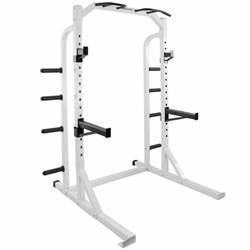 Sale Olympic Power Cage  Squat  U0026 Weight Rack Home Multi Gym Pull Up Bar  Lift  27