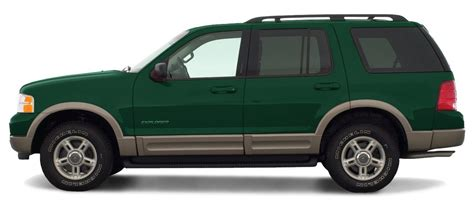 2002 Ford Explorer Reviews, Images, And Specs