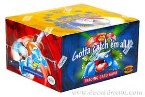 wotc pokemon base set 1 booster box