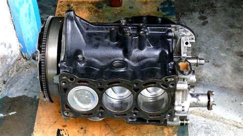 Daihatsu Engines by Daihatsu Cb23 Engine Cylinder Block Images Frompo