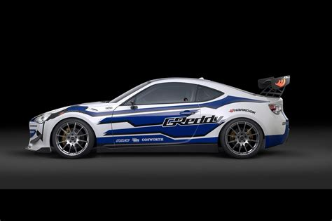 Scion Racing / GReddy FR-S Formula DRIFT Racer - autoevolution