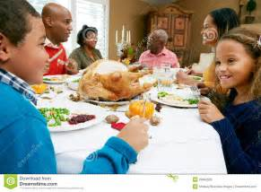 multi generation family celebrating thanksgiving royalty free stock images image 28082529