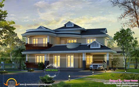 Dream Home Design  Kerala Home Design And Floor Plans