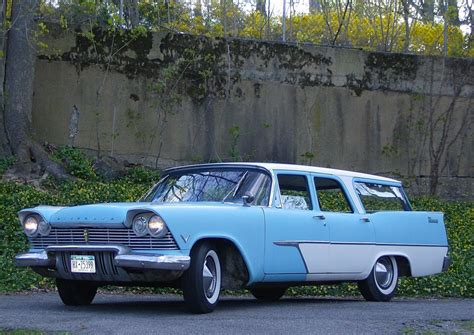 Plymouth Suburban Station Wagon For Sale