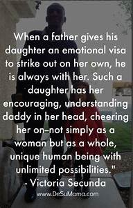 Beautiful Father And Daughter Quotes Father Quotes