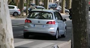 Golf Sport Voiture : dtails des moteurs volkswagen golf sportsvan 2014 consommation et avis 1 2 tsi 85 ch 1 4 tsi ~ Gottalentnigeria.com Avis de Voitures