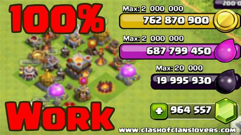 Modified Apk Clash Of Clans by Clash Of Clans Hacks Mod Apk With Builder Base 2018