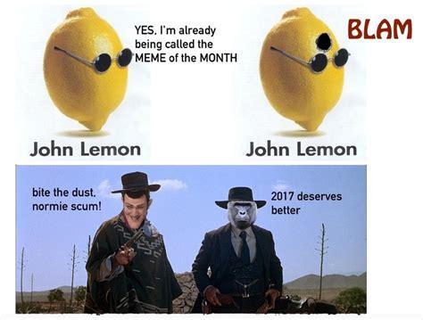 The 'John Lemon' Meme Is Back From the Dead