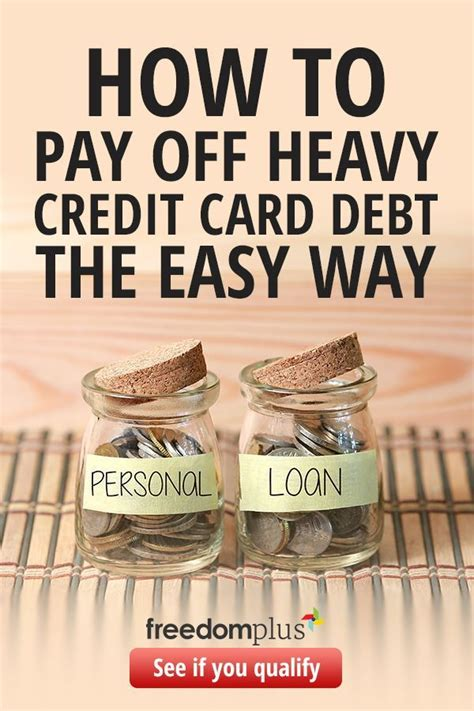 There's no charge when you pay your loan using echeck, and only a $10 fee for using your credit or debit card. Pay off your credit card debt with a personal loan. You could save thousands on your interest ...