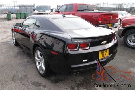 2014 Chevrolet Camaro 36 V6 Lt Rs Auto Only 500 Delivery