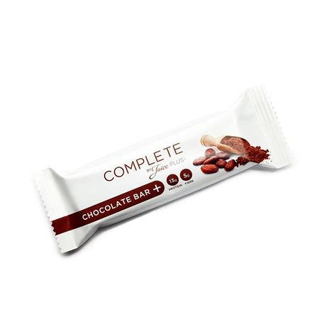 Complete Bar by Complete By Juice Plus 174 Chocolate Bar 60 Barrette