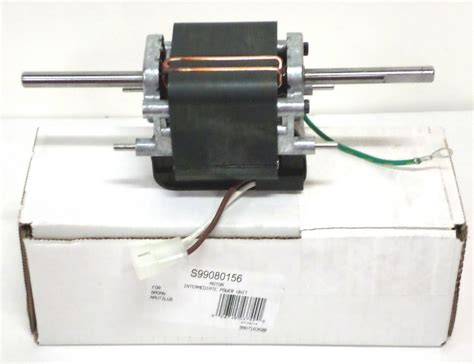 bath exhaust fan motor 99080156 broan nutone vent bath fan motor ebay