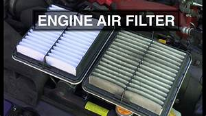 How To Replace The Engine Air Filter In A Subaru  Impreza