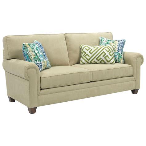air dream sleeper sofa broyhill furniture monica transitional queen air dream