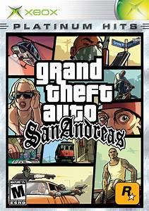Grand Theft Auto San Andreas Box Shot For Xbox GameFAQs