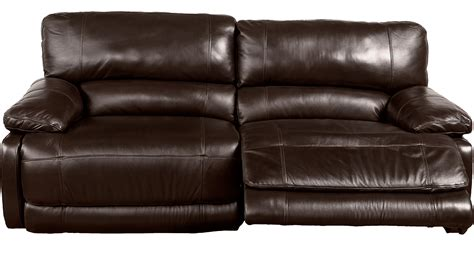leather reclining sofa brown leather recliner sofa sofa the honoroak