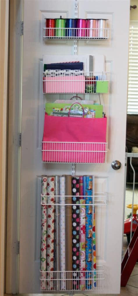 Wrapping Paper Organization On Pinterest  Gift Bag