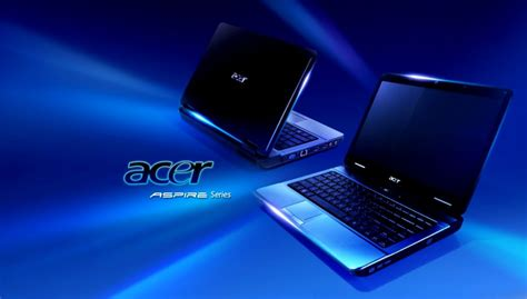 acer aspire blue logo wallpaper desktop wallpaper
