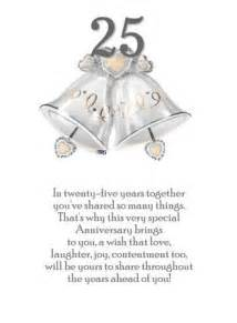 silver wedding anniversary silver wedding anniversary quotes quotesgram