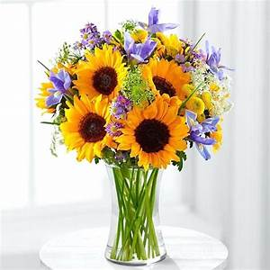 Floral Arrangements With Sunflowers – eatatjacknjills.com