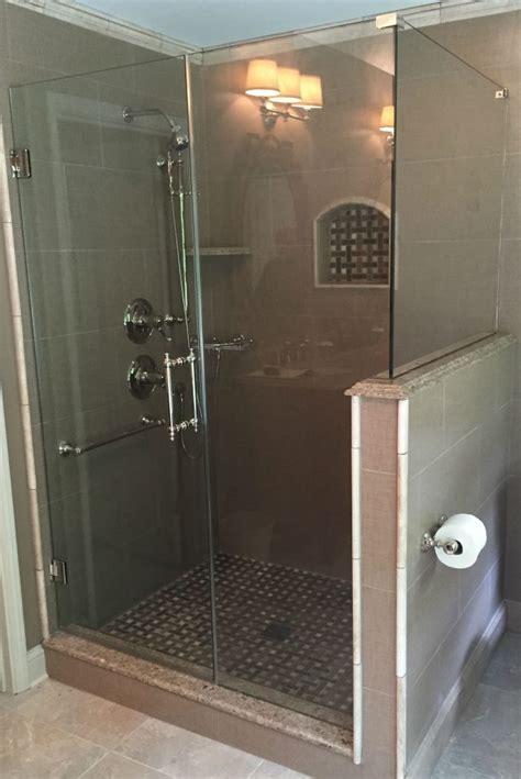 Frameless Shower by Frameless Showers Frameless Shower Doors
