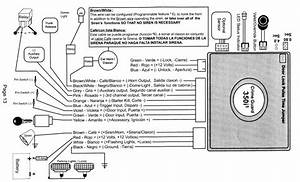 Viper Alarm 5701 Wiring Diagram