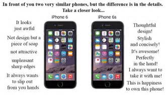 iphone 6 vs 6s image gallery iphone 6 vs 6s