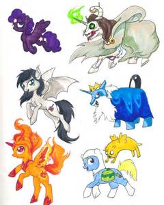My Little Pony Adventure Time