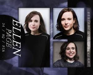 Photopack 9122 - Ellen Page by xbestphotopackseverr on ...