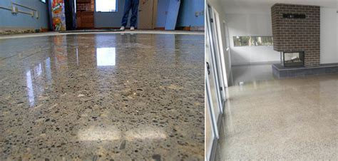 Concrete floor polishing (Grind & Seal)   Prestige Floor