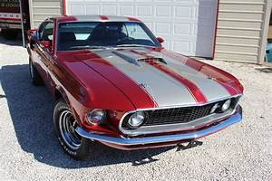 1969 Ford Mustang gt fastback Sportsroof Factory m-code 351-4v restored - Classic Ford Mustang ...