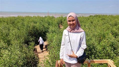 manfaatkan dana desa wisata pantai mina mangrove  pati