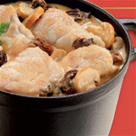 cuisiner des ris de veau ris de veau aux morilles sauce au cognac magazine avantages