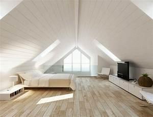 Wohnideen Für Schlafzimmer : m chten sie ein traumhaftes dachgeschoss einrichten 40 tolle ideen ~ Michelbontemps.com Haus und Dekorationen