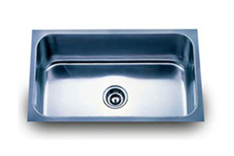 Delta Kitchen Sinks Undermount by Delta Rectangle Single Bowl Undermount Stainless Steel