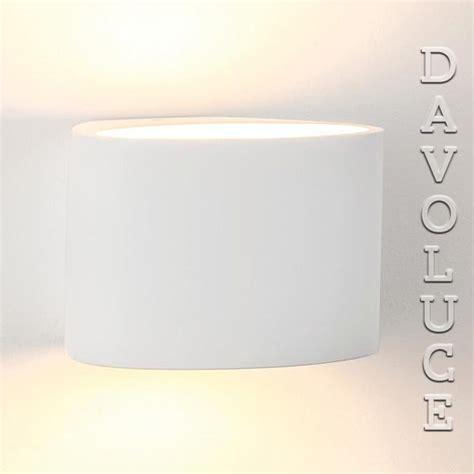 hv8026 arc large plaster wall light davoluce lighting