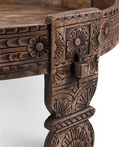 indian furniture indian chakki coffee table  cape town sa