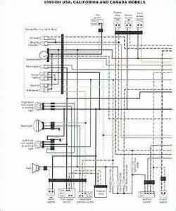 1999 Harley Sportster Wiring Diagram