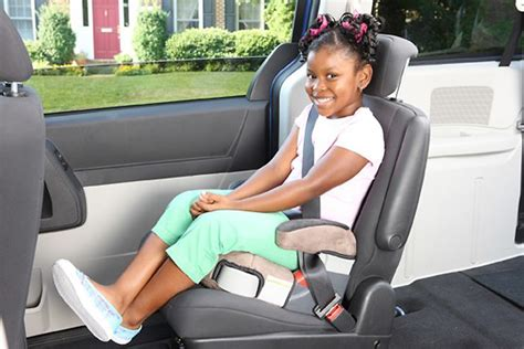 New Child Booster-seat Law Goes Into Effect Jan. 1