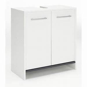 premier prix au meilleur prix leroy merlin With meuble sous lavabo ancien 1 meuble sous lavabo l 63 x h 67 x p 33 cm blanc nerea