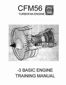 General Electric Company Cfm56 Training Guide 1984