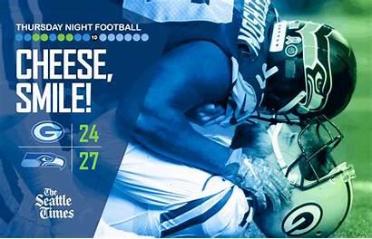 Seahawks Packers Win Seattle Bay Comeback
