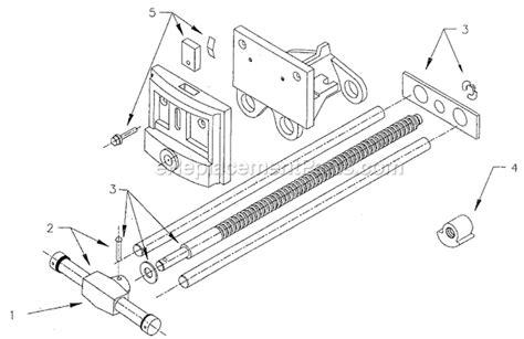wilton  parts list  diagram ereplacementpartscom